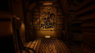 THE BUTCHER GANG JUMPSCARES | Bendy the ink machine chapter 3