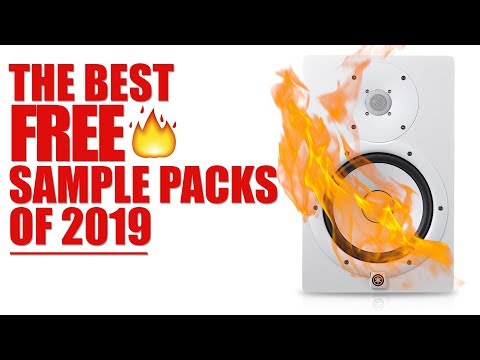 Top 5 Best Free Sample Packs 2019 (Free Sample Packs For FL