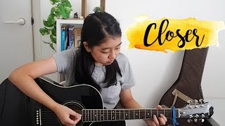 Closer - The Chainsmokers ft. Halsey | Guitar Cover (ギター)