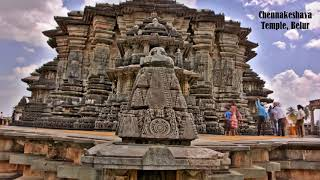 Impossible and amazing Chennakeshava Hindu Temple