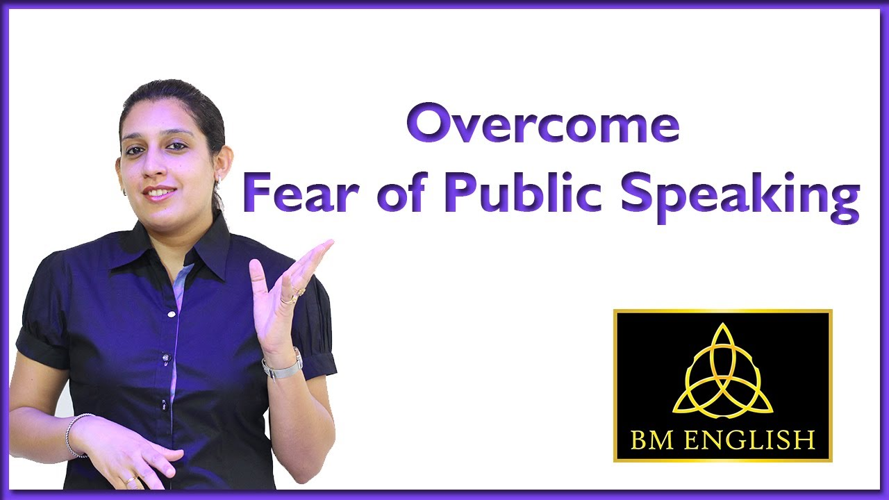 how to overcome the fear of public speaking The fear of public speaking is the number one phobia in america and is more common than the fear of heights or the fear of snakes, which rank two and three respectively the symptoms of glossophobia symptoms of glossophobia range from knots in the stomach, sweaty palms, dry mouth, shaky legs and tightness in the throat.