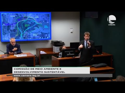Câmara dos deputados debate importância da instalação de barreiras ecológicas em rios