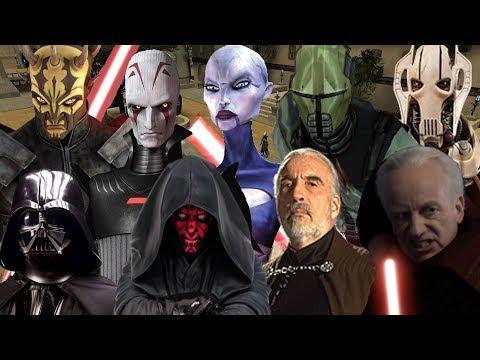 Star Wars Sith Sided Battle Royal - Ai Battle