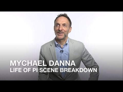 Mychael Danna breaks down his  score in Life of Pi