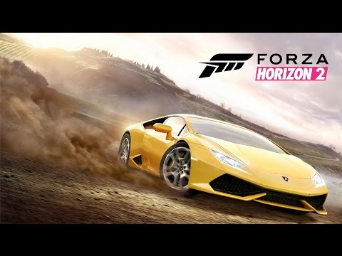Forza Horizon 2 Demo Gameplay (Xbox 360)