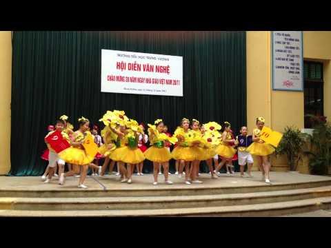 Trung Vuong 3H2012 - Bieu dien lan 2 (phong GD ve du)