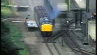 Train Crash Test @ 160km/H (99.4 Miles) Into 50 Tonne Metal Block