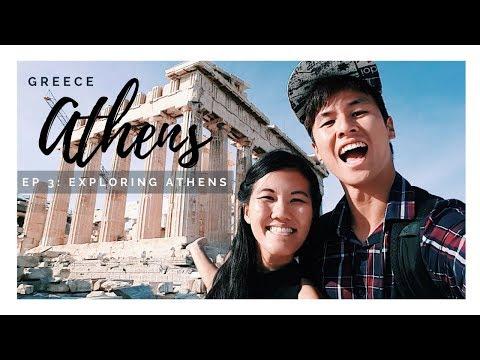 Exploring Greece Episode 3 - ATHENS