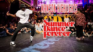 MaMSoN Highlights House Dance Forever - Summer Dance Forever 2017