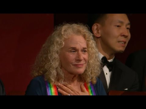One-on-one with music legend Carole King