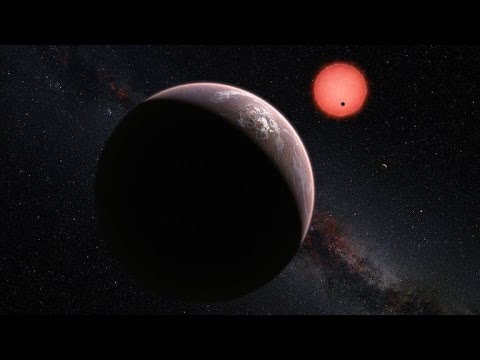 The 'Farsighted' view of Trappist-1 and its Earth-like planets (Farsighted, Ep. 5)