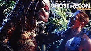 ME vs PREDATOR - Ghost Recon: Wildlands