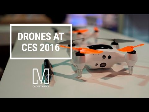 Best Drones at CES 2016