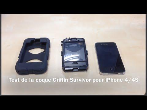 coque iphone 4 griffin