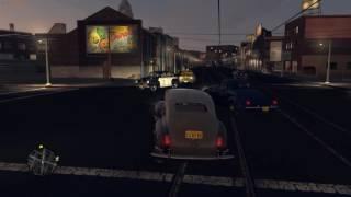 L.A. Noire - Open World Driving