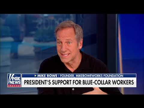 Mike Rowe on Trump's SOTU, Dems' Refusal to Stand: 'Dangerous' to Frame Everything as 'This or That'