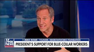 Mike Rowe on Trump\'s SOTU, Dems\' Refusal to Stand: \'Dangerous\' to Frame Everything as \'This or That\'