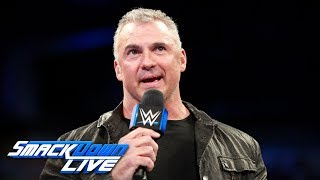 Shane McMahon addresses SmackDown\'s raid of Raw: SmackDown LIVE, Oct. 24, 2017