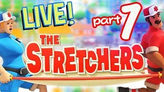 The Stretchers Part 1?  We are terrible Medics! (Nintendo Switch)