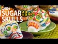 How to Make Day of the Dead Candy Sugar Skulls