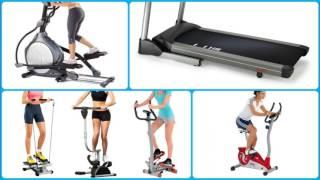Какие тренажеры для похудения лучше