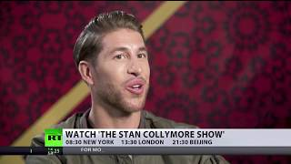Stan Collymore talks to Spain