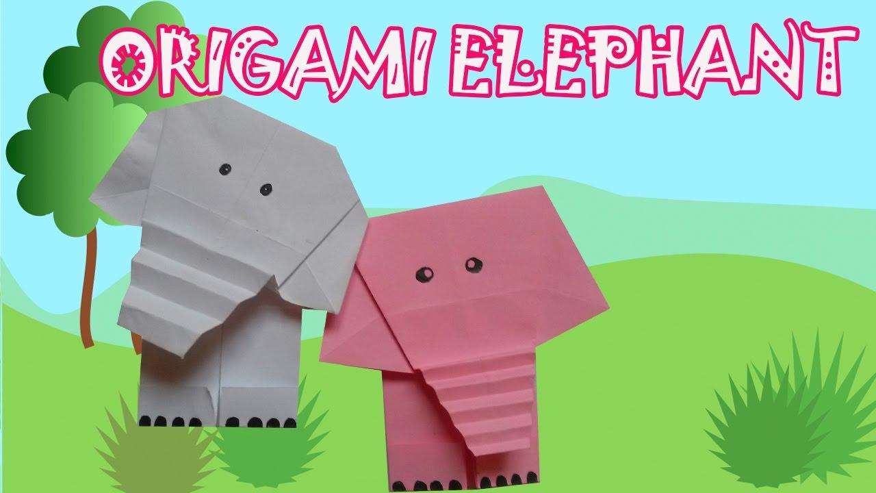 Origami Jungle Animals Instructions