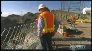 Wes Pollnow Hoover Dam Bridge clip #3