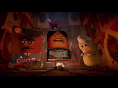 One of the funniest movies ever (Sausage Party)