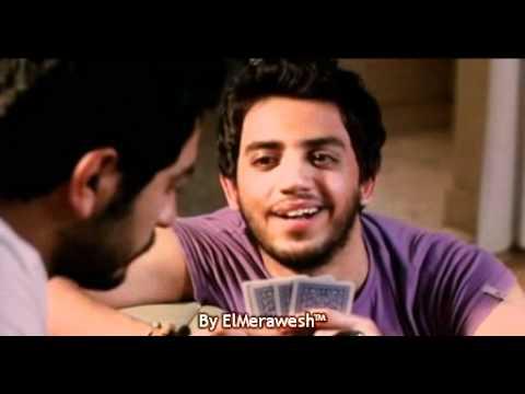 مشهد كوميدي من فيلم نور عيني