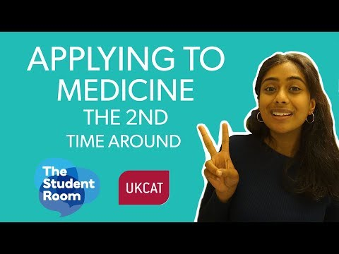 Applying For Medicine - The 2nd Time   Manisha Update