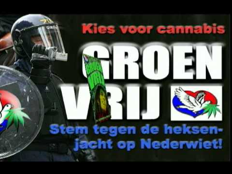 Green Free, introducing the Cannabis Party of Holland