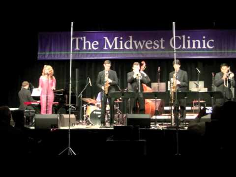 """Wheeling High School 2015 Jazz Combo at Midwest Clinic - """"Creep"""""""