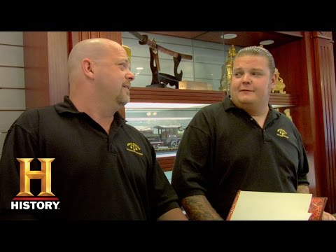 Pawn Stars: Big-Screen Souvenirs: Ghostbusters and The Godfather | History