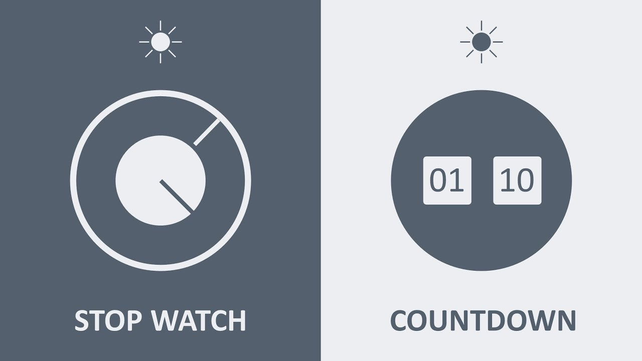 Make Animated Stopwatch in PowerPoint