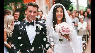 Jewish wedding |Rachel & Alex | The Lost Orangery wedding venue | London Jewish Wedding Video