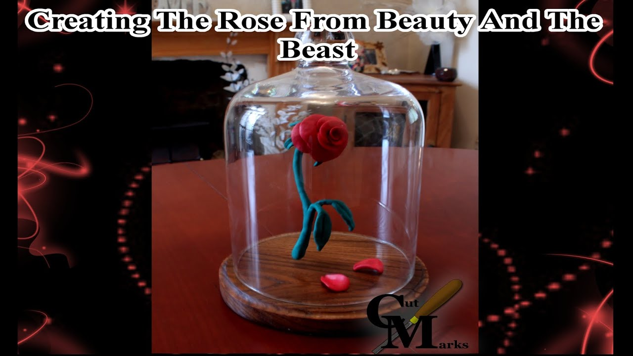 Beauty And The Beast Creating Eternal Rose