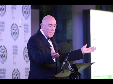 National Football Museum Hall of Fame 2017 - Allan Maull