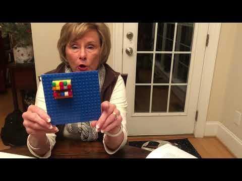 Ten-Frames Subtraction - with Dr. Shirley Disseler - Teaching Math Using LEGO® Bricks