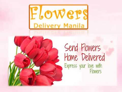 Ordering Flowers and Gifts Online - Flowers Delivery Manila