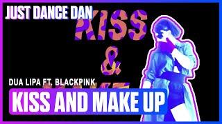 Dua Lipa Blackpink Kiss And Make Up