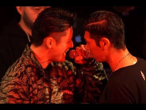 THE罵倒2018 -GRAND CHAMPIONSHIP- 【はなび vs Venom】