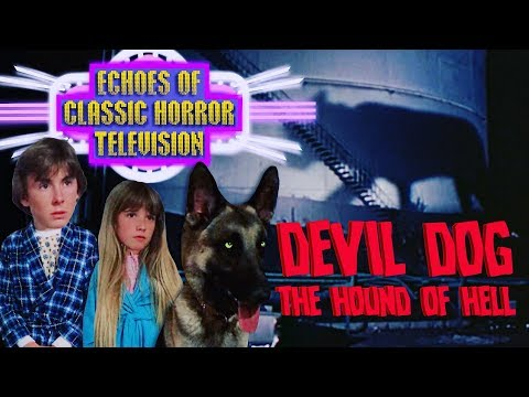 1978 Devil Dog HD Full Movie  Echoes of Classic Horror Television with JOHNNY NECROPOLIS