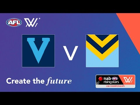 Vic Metro v NSW/ACT - NAB AFL Women's Under 18 Championships