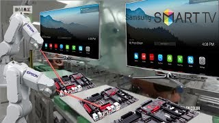 ASI SE FABRICA UN TELEVISOR LED SMART TV