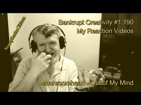 Mushroomhead - Out of My Mind : Bankrupt Creativity #1,190 My Reaction Videos