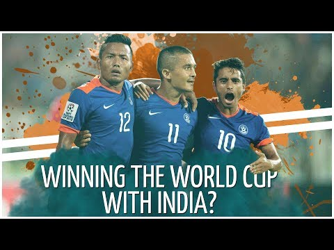 MUST WATCH! FIFA 17 Career Mode: Winning The World Cup With India???