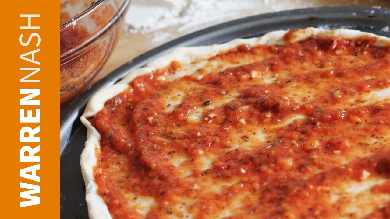 pizza sauce recipe easy italian in 60 seconds recipes by warren