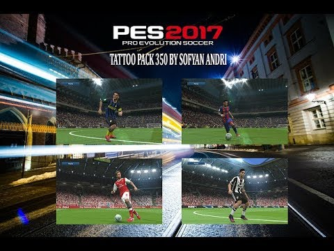 PES 2017 Tutorial Change Face For Tattoo Pack Mp3
