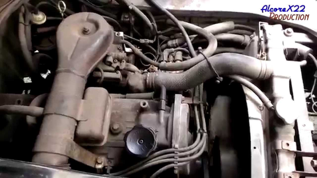 Mitsubishi 4g63 Carburetor   G63b Engine View